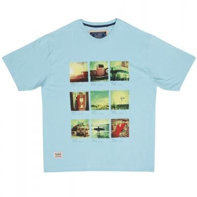 Ed Baxter HICKSVILLE KS t-shirt print
