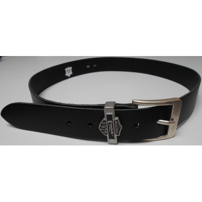 Foto van Riem TIMBELT Real leather black