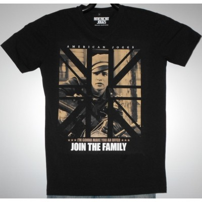 American Joggs T-SHIRT print: JOIN THE FAMILY