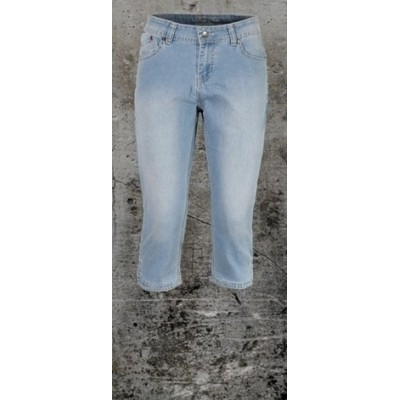Foto van New Star ORLANDO-002 stretch jeans Capri bleach