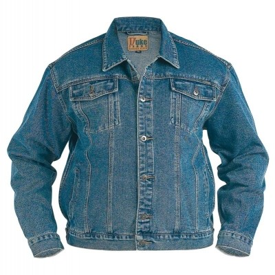 DUKE jeans TRUCKER KS spijkerjack