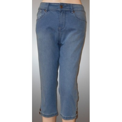 Foto van New Star WYOMING-012 stretch denim Capri