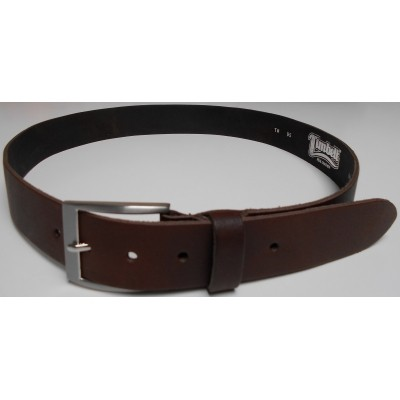 Foto van Riem TIMBELT Real leather brown