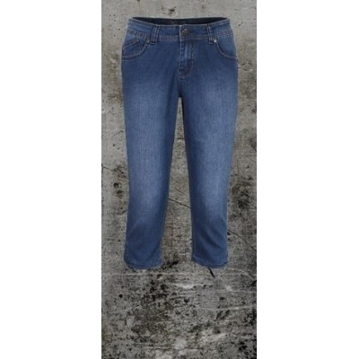Foto van New Star ORLANDO stretch jeans Capri stone used