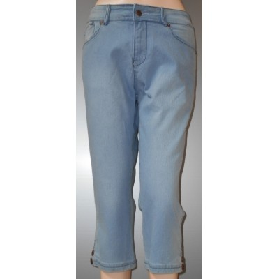 Foto van New Star WYOMING-001 stretch denim Capri