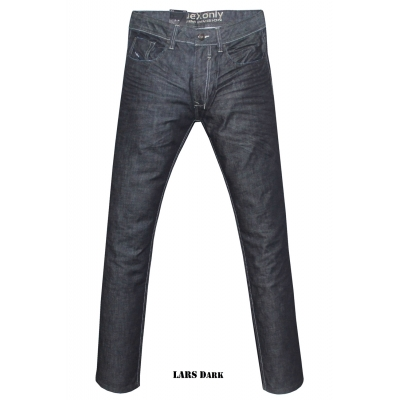 Foto van BlueXonly LARS jeans straight fit