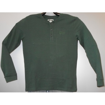 Foto van Oklahoma HENLEY men Shirt green