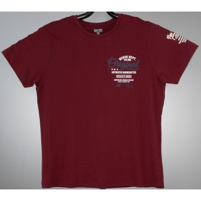 Foto van UP fashion KS T-SHIRT bordeaux