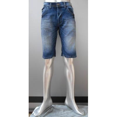 Foto van Fst-ind LUCA SHORT stretch denim