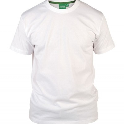 Foto van D555 FLYERS KS basic T-shirt Wit
