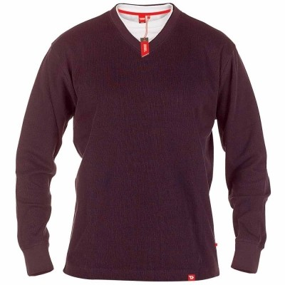 Foto van D555 BLISS KS Sweat bordeaux