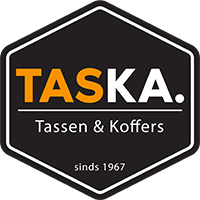 logo van Taska lederwaren webshop