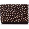 Afbeelding van Portemonnee Bear Design HH 10628 Black Hair/ White Dot