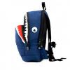 Afbeelding van Kinderrugtas Pick & Pack M Shark Shape Navy