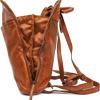 Afbeelding van Rugtas Bear Design Cow Lavato Ivanka CL 40586 Cognac