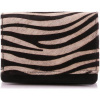 Afbeelding van Portemonnee Bear Design HH 10628 Black Hair/ Zebra