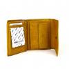 Afbeelding van Portemonnee Bear Design CL 15803 Okergeel
