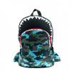 Afbeelding van Kinderrugtas Pick & Pack M Shark Shape Camo Light Blue