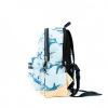 Afbeelding van Rugtas Pick&Pack Shark M Light Blue
