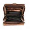 Afbeelding van Schouder/Riem/Portemonneetasje Leather Design UR 809 Hunter