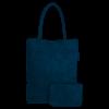 Afbeelding van Shopper Beagles met Etui Carihuela Jeans Blue