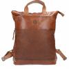 Afbeelding van Leren rugtas Leather Design DO 20-1787B Tobacco