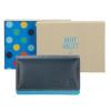 Afbeelding van Portemonnee Happy Wallet in giftbox 18360 Blauw