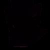 Afbeelding van Rugzak Bear Design Basic B6063 Zwart