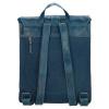 Afbeelding van Micmacbags Porto rugzak - 15 inch - 18059 Jeansblauw