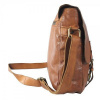 Afbeelding van Harbour 2nd Yamal College Bag Leder cognac