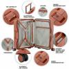 Afbeelding van Koffer CarryOn Protector 4 Wiel 66 CM Terra