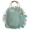 Afbeelding van Handtas PE Florence 18137 Natural Life Turquoise