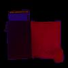 Afbeelding van Kaarthouder Tony Perotti Furbo met Bankbiljet-en kleingeldvak Rood