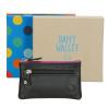 Afbeelding van Sleuteletui Happy Wallet Rainbow in giftbox 18361 Zwart