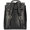 Afbeelding van Rugtas Leather Design CC 1217 Zwart