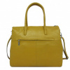Afbeelding van Gigi Fratelli Romance Lady Businessbag 15'' yellowgold