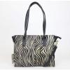 Afbeelding van Schouder/Handtas Bear Design HH 02028 Zebra