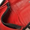 Afbeelding van Berba Soft 001-165 Ladies Wallet Red-Black