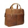 Afbeelding van Laptoptas The Chesterfield Brand 'George' cognac