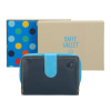 Afbeelding van Happy Wallet Rainbow Portemonnee 18362 Blauw