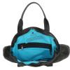 Afbeelding van Ronde Shopper Micmacbags 18041-001 Zwart
