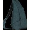 Afbeelding van Healthy Back Bag S Metallic Twill
