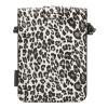Afbeelding van Telefoontasje Beagles Carral 187721 Grey Leopard