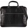 Afbeelding van Myomy Philip Bag Laptopbag croco black