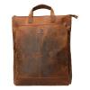 Afbeelding van Laptop Rugtas Leather Design UR 826 Hunter Brown
