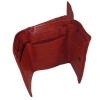 Afbeelding van Portemonnee Bear Design Cow Lavato wallet 14618 Rood
