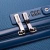 Afbeelding van Koffer Decent Tranporto 66 Donker Blauw