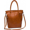Afbeelding van Shopper Zebra Natural Bag kartel met rits box 12 Camel