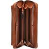Afbeelding van Portemonnee Beagles 18214-005 Cognac