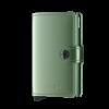 Afbeelding van Secrid Miniwallet Metallic Green